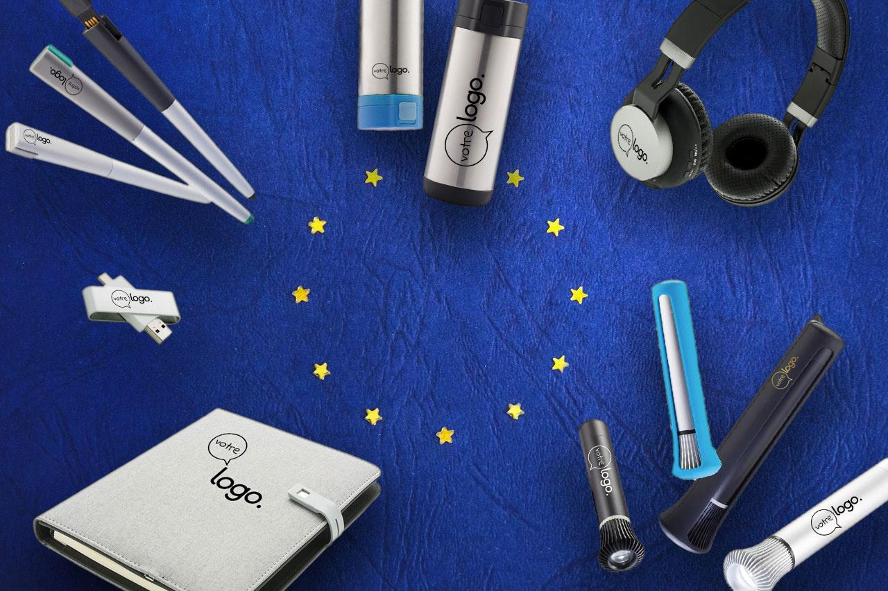 Les goodies Made in Europe