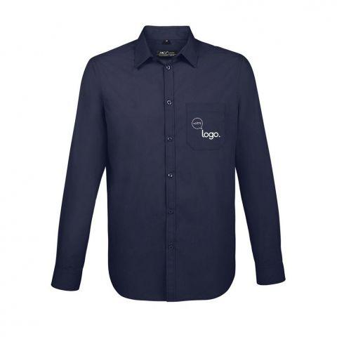 Chemise pour homme personnalisée publicitaire BALTIMORE FIT