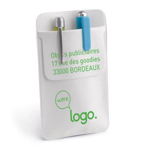 Étui personnalisé pour stylos
