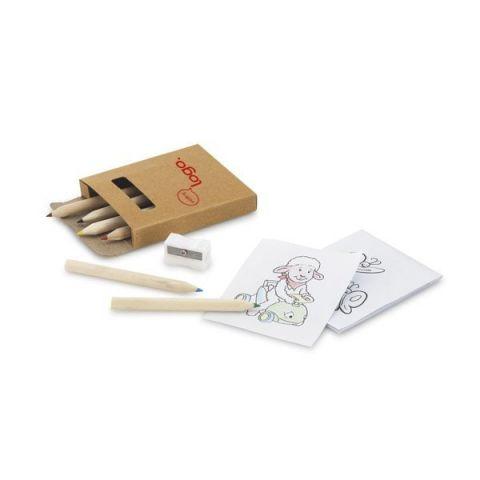 Kit coloriage personnalisé