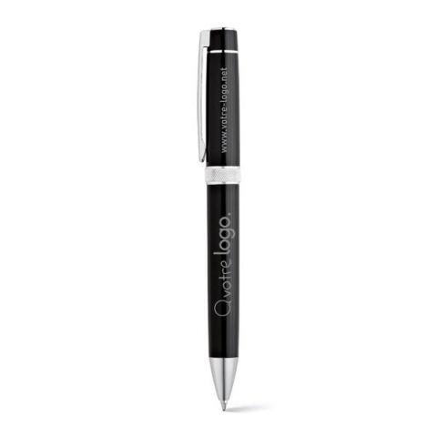 Set stylo roller et stylo à bille publicitaire DOURO