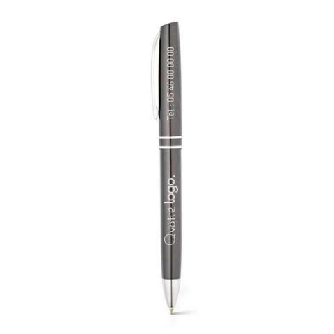 Set stylo roller et stylo à bille personnalisé HALEY
