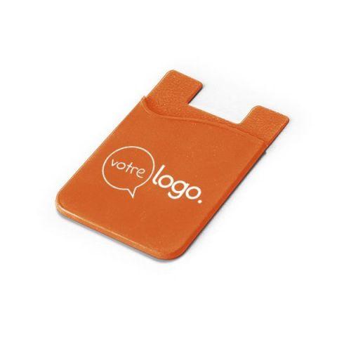 Étui personnalisé pour cartes de visite pour smartphone