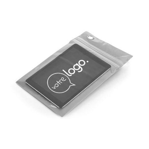 Étui étanche tactile pour tablette personnalisé