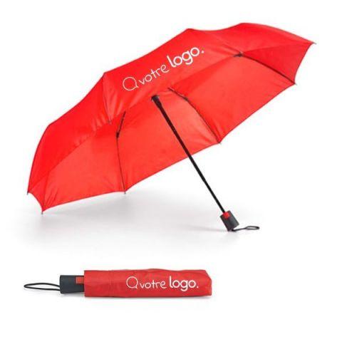 Parapluie pliable personnalisé