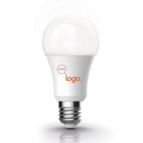 Ampoule LED connectée personnalisée