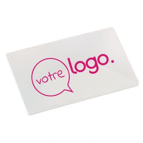 Badge publicitaire avec aimant