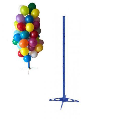 Arbre à ballons en plastique