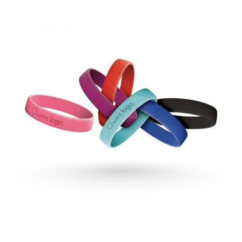 Bracelet en silicone personnalisé