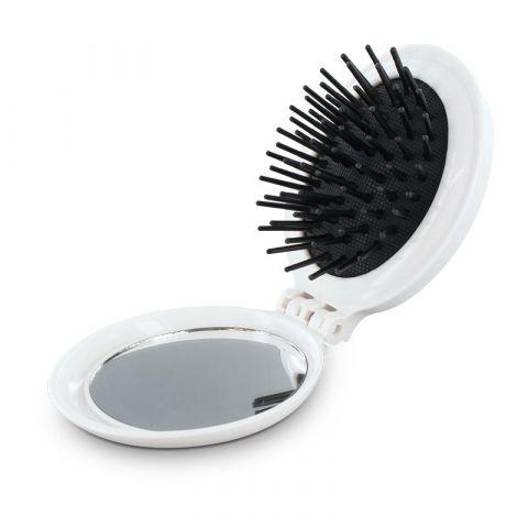 Brosse à cheveux miroir publicitaire