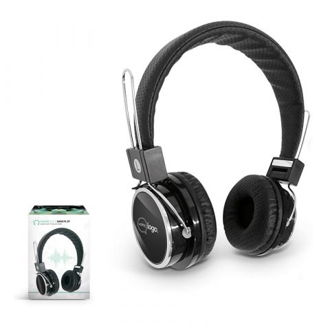 Casque audio Bluetooth publicitaire sans fil