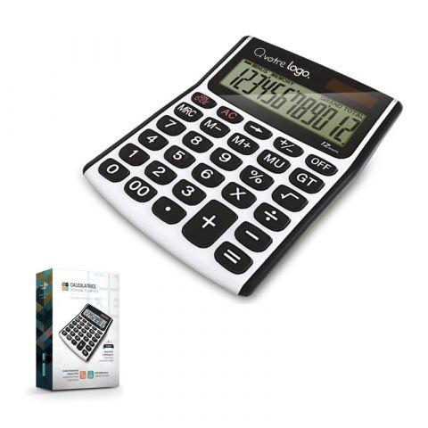 Calculatrice à 12 chiffres personnalisée PREMIUM
