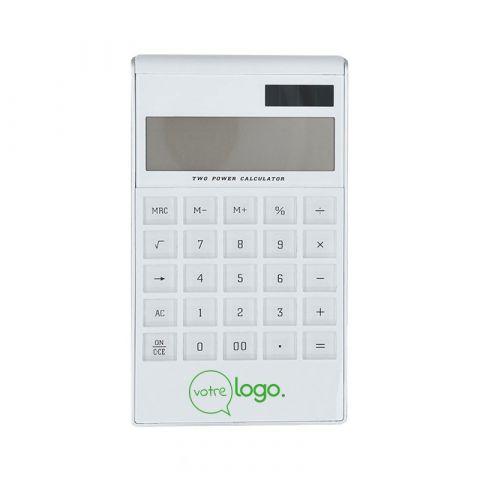 Calculatrice à 12 chiffres personnalisée