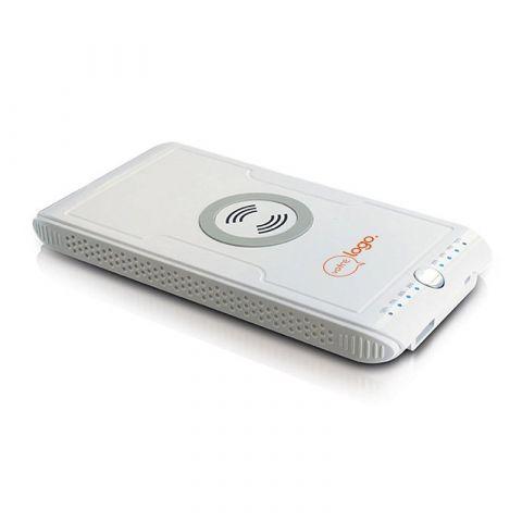 Batterie externe sans fil personnalisée 8000 mAh