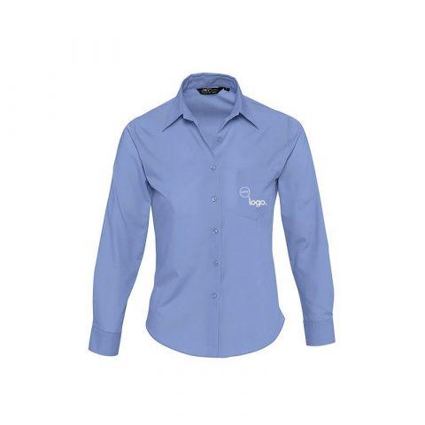 Chemise à manches longues pour femme personnalisée publicitaire EXECUTIVE