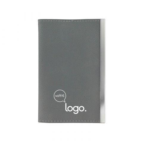 Porte carte grise publicitaire