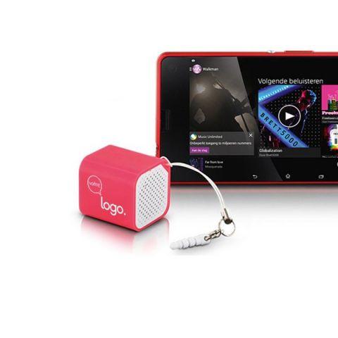 Mini haut-parleur, enceinte Bluetooth sans fil personnalisé