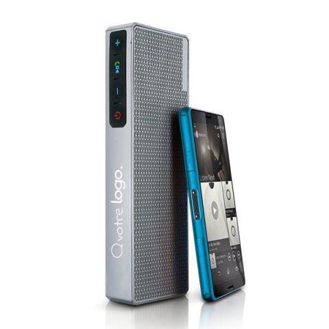 Haut-parleur, enceinte Bluetooth sans fil personnalisé