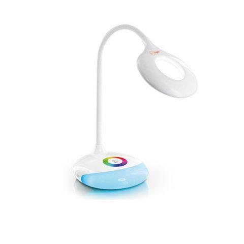 Lampe de bureau personnalisée avec ambiance multicolore