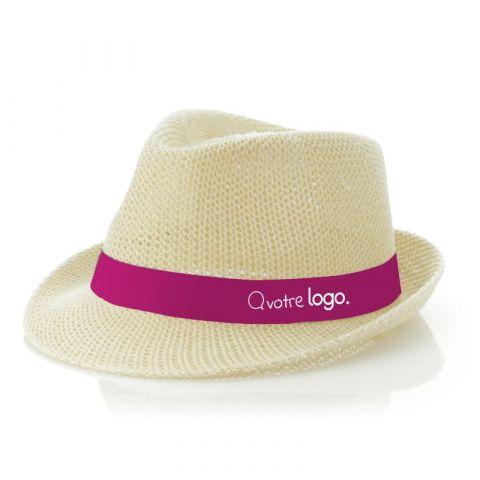 Chapeau personnalisable BAUWENS