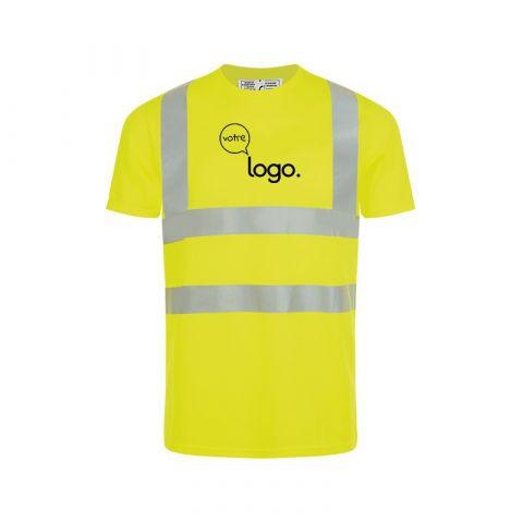 T-shirt pour homme personnalisé publicitaire MERCURE PRO