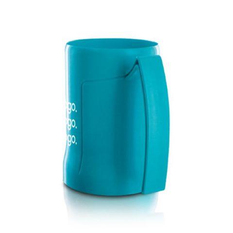 Mug chope de bière en plastique personnalisé 50 cl