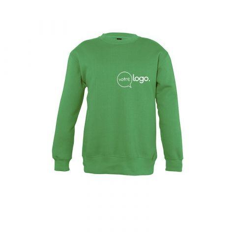 Sweat-shirt personnalisé publicitaire pour enfant NEW SUPREME KIDS