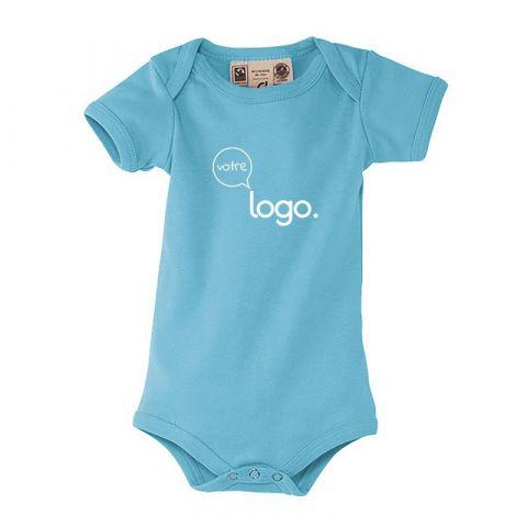 Body pour bébé personnalisé publicitaire ORGANIC BAMBINO