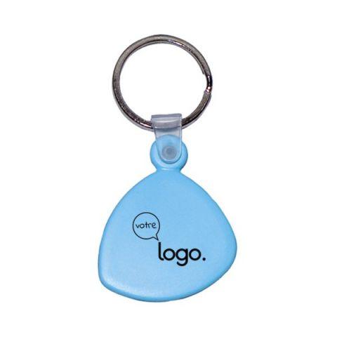 Porte-clés rigide personnalisé