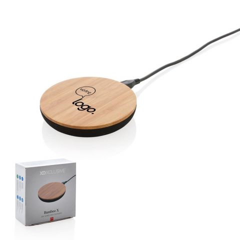 Chargeur à induction 5W Bamboo X