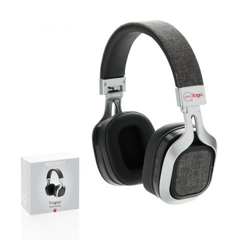 Casque audio publicitaire pliable Vogue