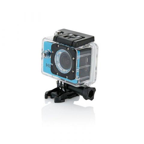 Caméra publicitaire sport HD avec 11 accessoires