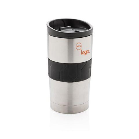 Mug double paroi personnalisable en acier