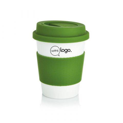 Tasse àcafé en PLA personnalisée