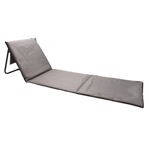 Chaise longue de plage pliable personnalisable