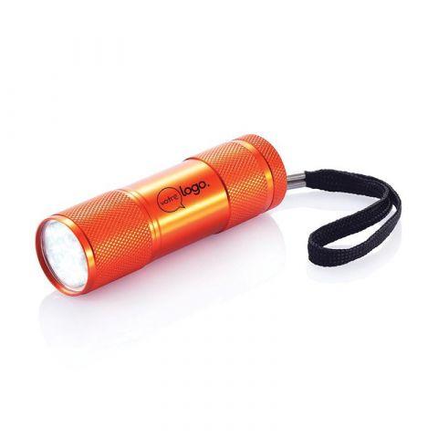 Lampe aluminium personnalisée Quattro