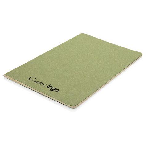 Carnet de notes personnalisable A5 avec couverture souple et fine