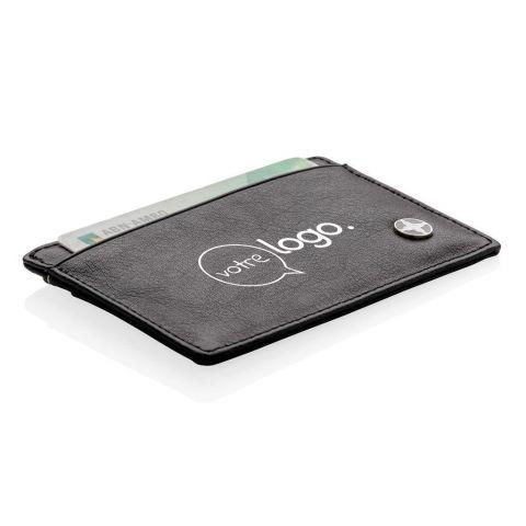 Porte-cartes RFID publicitaire Swiss Peak