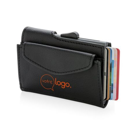 Porte-cartes et portefeuille anti-RFID C-Secure