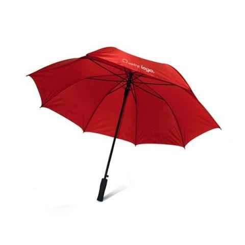 Parapluie de golf publicitaire au manche droit Passot