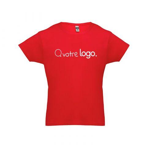 T-shirt personnalisé publicitaire pour homme LUANDA