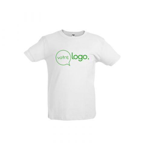 T-shirt personnalisé publicitaire enfant unisexe ANKARA KIDS