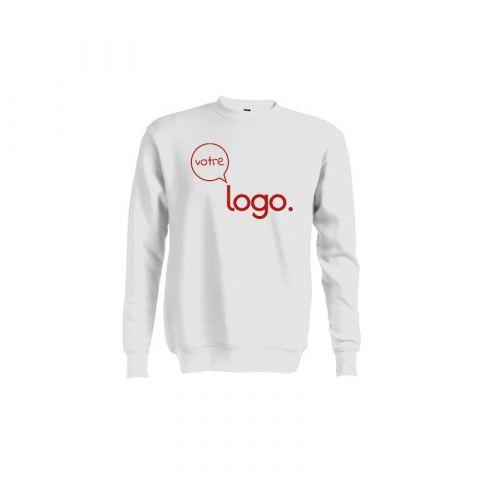 Sweat-shirt personnalisé publicitaire unisexe DELTA