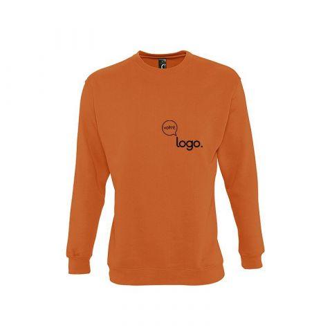 Sweat-shirt unisexe personnalisé publicitaire SUPREME