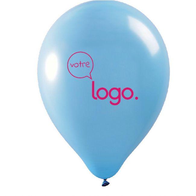 Ballon publicitaire 30 cm