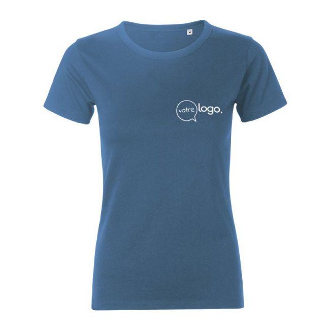 Tee-shirt col rond femme personnalisé MURPHY