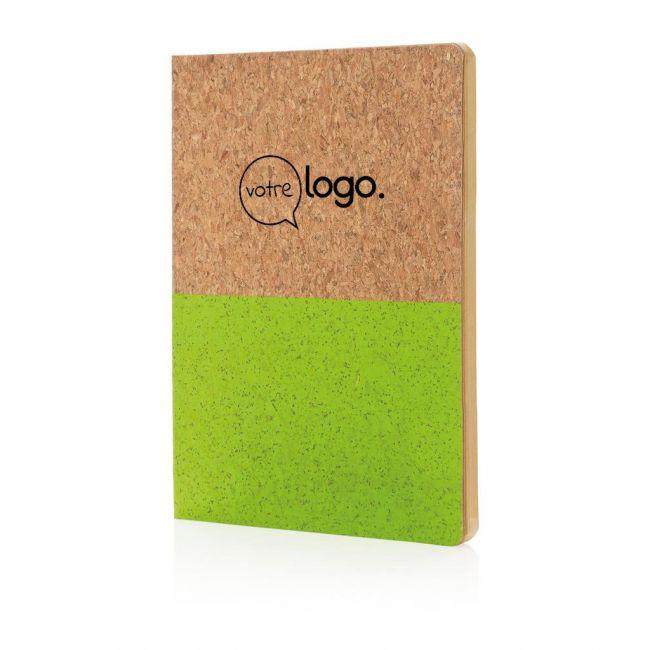 Carnet de notes A5 Eco en liège