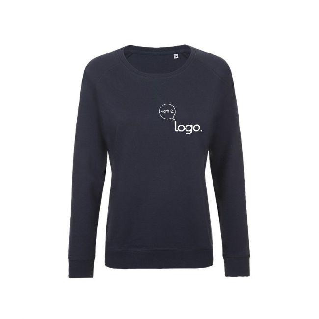 Sweat-shirt personnalisée publicitaire pour femme STUDIO